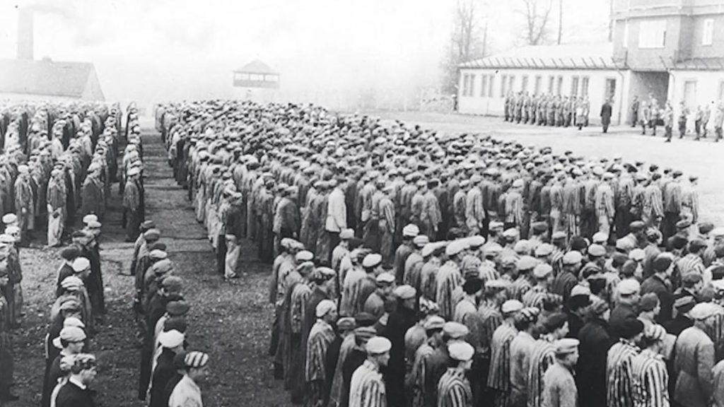 Place d'appel de Buchenwald
